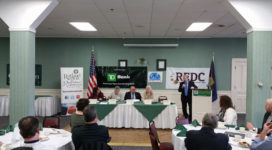 Rutland Legislative Breakfast (photo from Rutland website)